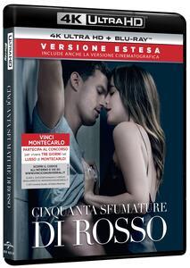 Cinquanta sfumature di rosso (Blu-ray + Blu-ray 4K Ultra HD) di James Foley - Blu-ray + Blu-ray Ultra HD 4K