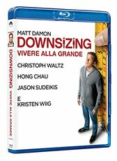 Film Downsizing: vivere alla grande (Blu-ray) Alexander Payne