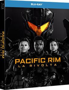 Pacific Rim. La rivolta (Blu-ray) di Steven S. DeKnight - Blu-ray