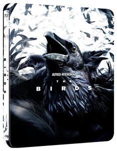 Gli uccelli. Con Steelbook (Blu-ray) di Alfred Hitchcock - Blu-ray