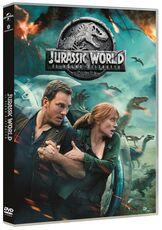 Film Jurassic World: Il Regno Distrutto (DVD) Juan Antonio Bayona