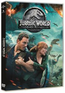 Jurassic World: Il Regno Distrutto (DVD) di Juan Antonio Bayona - DVD