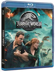 Film Jurassic World: Il Regno Distrutto (Blu-ray) Juan Antonio Bayona