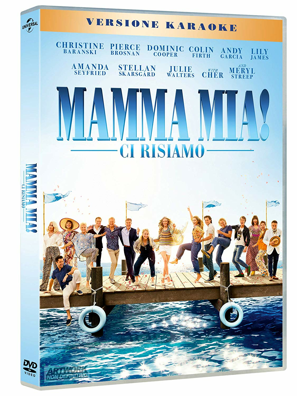 Cover Dvd DVD Mamma mia - Ci risiamo!