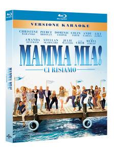 Mamma Mia! Ci Risiamo (Blu-ray) di Oliver Parker - Blu-ray