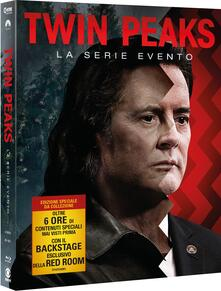 Twin Peaks. I segreti di Twin Peaks. Stagione 3. Serie TV ita (8 Blu-ray) di David Lynch - Blu-ray