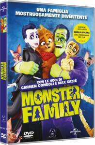 Monster Family (DVD) di Holger Tappe - DVD