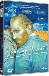 Loving Vincent (DVD) di Dorota Kobiela,Hugh Welchman - DVD