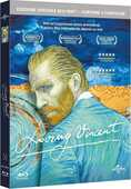Film Loving Vincent. Digipack. Con 5 cartoline (Blu-ray) Dorota Kobiela Hugh Welchman