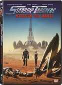 Film Starship Troopers. Attacco su Marte (DVD) Shinji Aramaki Masaru Matsumoto