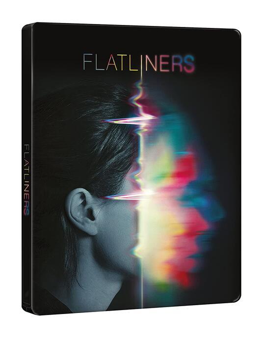 Flatliners. Linea mortale. Con Steelbook di Niels Arden Oplev - Blu-ray