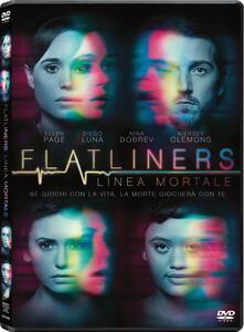 Film Flatliners. Linea mortale (DVD) Niels Arden Oplev