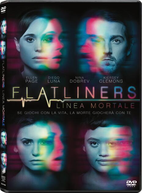 Flatliners. Linea mortale (DVD) di Niels Arden Oplev - DVD