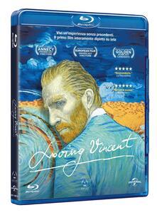 Loving Vincent (Blu-ray) di Dorota Kobiela,Hugh Welchman - Blu-ray