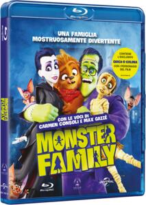 Monster Family (Blu-ray) di Holger Tappe - Blu-ray