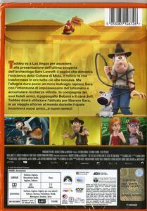 Taddeo l'esploratore e il segreto di re Mida (DVD) di Enrique Gato,David Alonso - DVD - 2