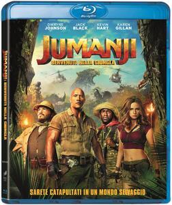 Jumanji. Bbenvenuti nella giungla (Blu-ray) - Blu-ray