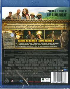 Jumanji. Bbenvenuti nella giungla (Blu-ray) - Blu-ray - 2