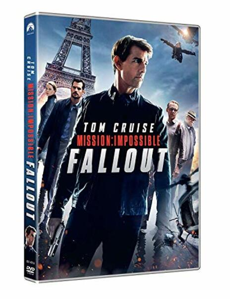 Mission: Impossible. Fallout (DVD) di Christopher McQuarrie - DVD