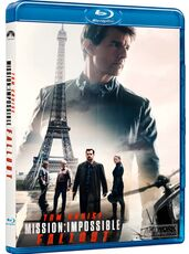 Film Mission: Impossible. Fallout (Blu-ray) Christopher McQuarrie