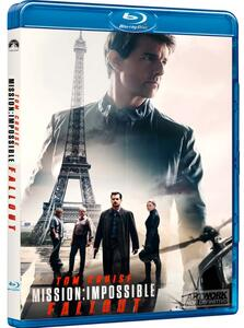 Mission: Impossible. Fallout (Blu-ray) di Christopher McQuarrie - Blu-ray