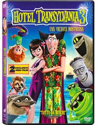 Cover Dvd Hotel Transylvania 3. Una vacanza mostruosa (DVD)