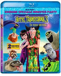 Cover Dvd Hotel Transylvania 3. Una vacanza mostruosa (Blu-ray)