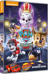 Paw Patrol. Mission Paw (DVD) - DVD