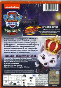 Paw Patrol. Mission Paw (DVD) - DVD - 2