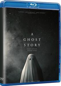 A Ghost Story. Storia di un fantasma (Blu-ray) di David Lowery - Blu-ray