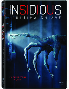 Film Insidious. L'ultima chiave (DVD) Adam Robitel