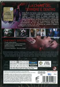 Insidious. L'ultima chiave (DVD) di Adam Robitel - DVD - 2