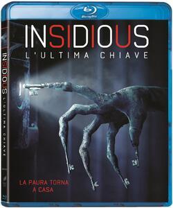 Film Insidious. L'ultima chiave (Blu-ray) Adam Robitel