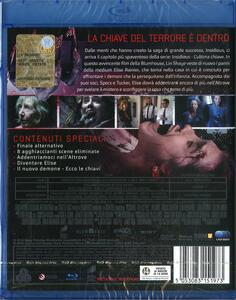 Insidious. L'ultima chiave (Blu-ray) di Adam Robitel - Blu-ray - 2