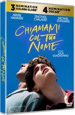 Film Chiamami col tuo nome (DVD) Luca Guadagnino