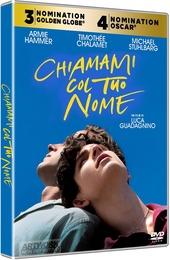 Copertina  Chiamami col tuo nome [DVD]