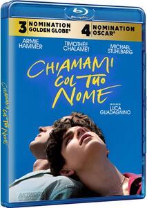 Chiamami col tuo nome (Blu-ray) di Luca Guadagnino - Blu-ray