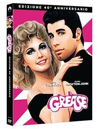 Cover Dvd Grease. Edizione 40° Anniversario (DVD)