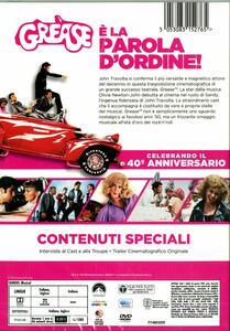 Grease. Edizione 40° Anniversario (DVD) di Randal Kleiser - DVD - 2