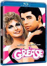 Film Grease. Edizione 40° Anniversario (Blu-ray) Randal Kleiser