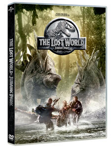 Il mondo perduto: Jurassic Park (DVD) di Steven Spielberg - DVD