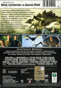 Il mondo perduto: Jurassic Park (DVD) di Steven Spielberg - DVD - 2