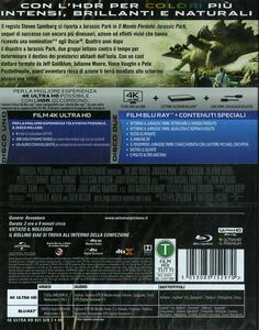 Il mondo perduto: Jurassic Park (Blu-ray + Blu-ray 4K Ultra HD) di Steven Spielberg - Blu-ray + Blu-ray Ultra HD 4K - 2