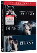 Film Cinquanta Sfumature. Trilogia (DVD) James Foley Sam Taylor-Johnson