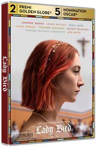 Lady Bird (DVD) di Greta Grewig - DVD