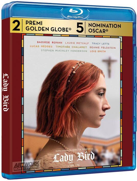 Lady Bird (Blu-ray) di Greta Grewig - Blu-ray