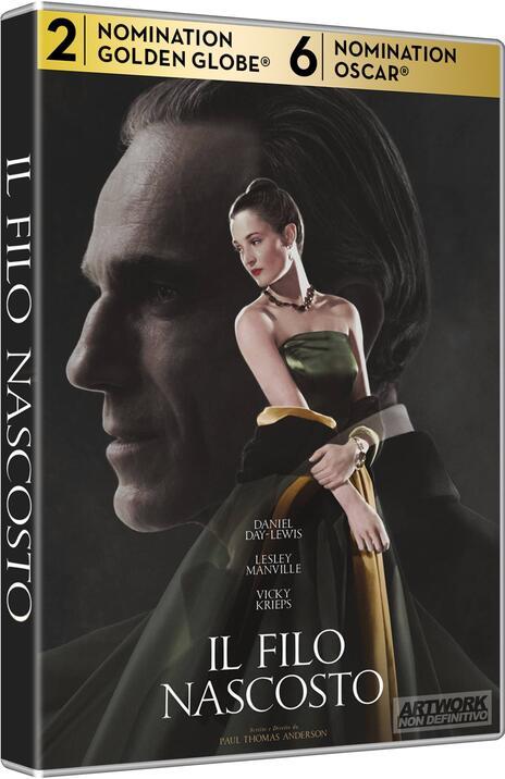 Il filo nascosto (DVD) di Paul Thomas Anderson - DVD