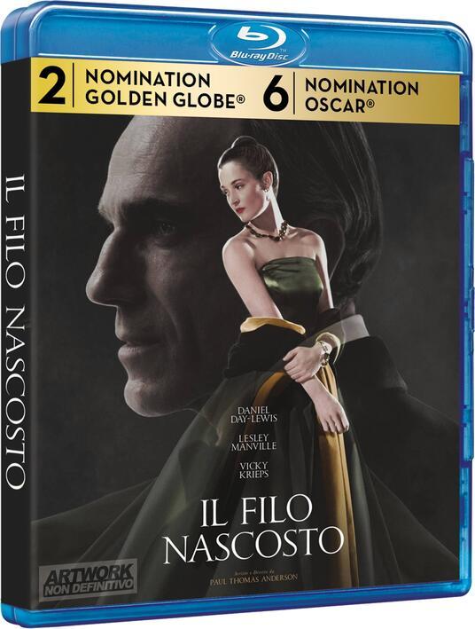 Il filo nascosto (Blu-ray) di Paul Thomas Anderson - Blu-ray