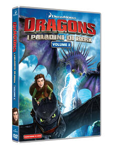 Dragons. I Cavalieri di Berk vol.2 (2 DVD) - DVD