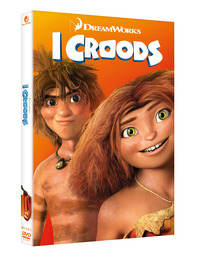 Cover Dvd I Croods (DVD)